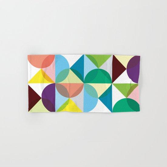 Geometry for Modern Houses (2010) Hand & Bath Towel