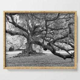 Tree of Life The De Bore Oak 1740 Serving Tray