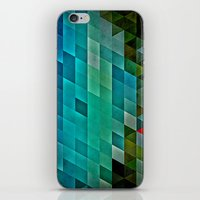 road iPhone & iPod Skins featuring road by Spires