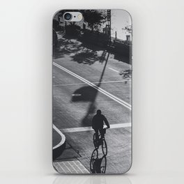 Street BW iPhone Skin