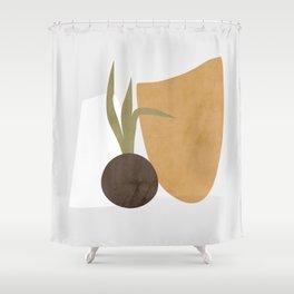 fragrance Shower Curtain