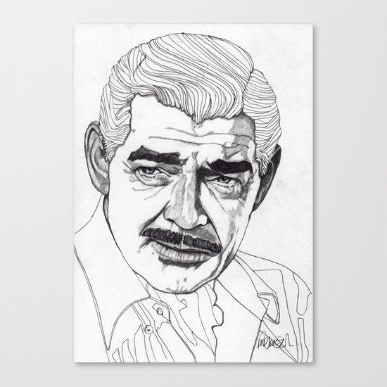 Clark Gable Canvas Print
