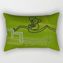 Biological Love Rectangular Pillow