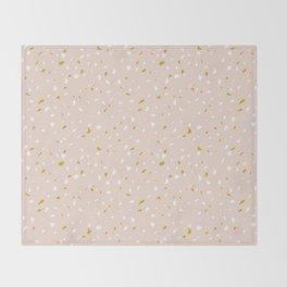 Terrazzo Throw Blanket