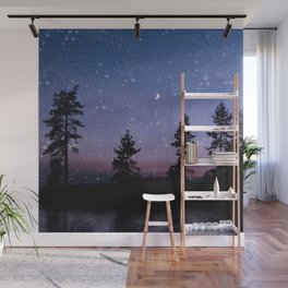 Twilight Forest Wall Mural
