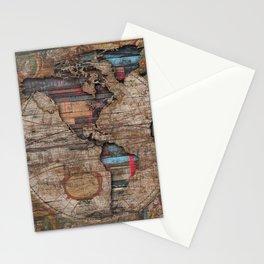 Distress World Stationery Cards