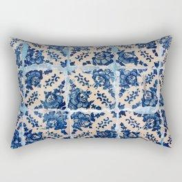 Portuguese Azulejo tiles Rectangular Pillow
