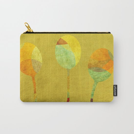 Three of a Kind Carry-All Pouch