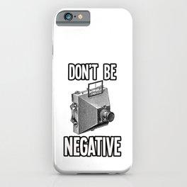 Photographer Gift Artists Nostalgia Photography iPhone Case