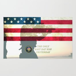 Navy Seals USA Rug