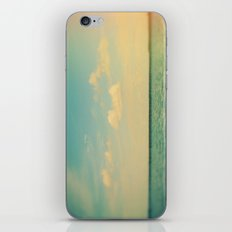 The Story of Clouds iPhone & iPod Skin
