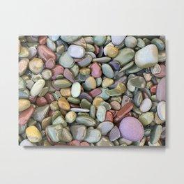 Stones, no sticks Metal Print