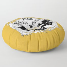 Narnia November Floor Pillow