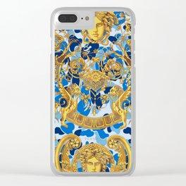Bape Varsace Clear iPhone Case