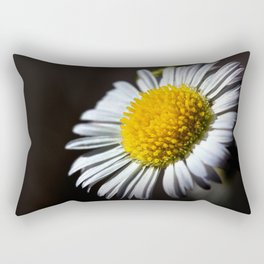 Facing The Sun Rectangular Pillow