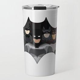 Who is the Bat? Travel Mug