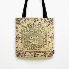 Votes for Women - 1908 Tote Bag
