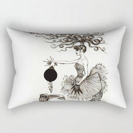 Salome Rectangular Pillow