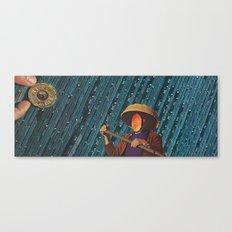 soul searcher Canvas Print