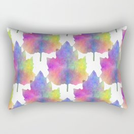 Blues Of Nature Rectangular Pillow
