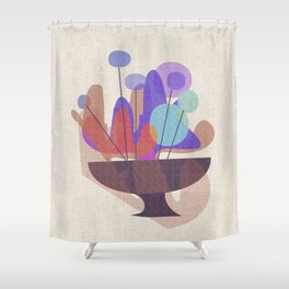 The Bunch Shower Curtain