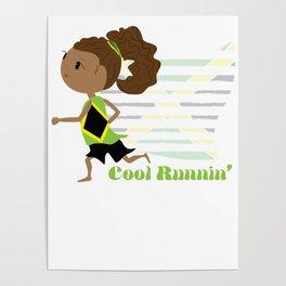 cool runnin' Poster