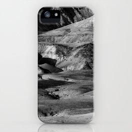 Driving across the Judean Desert iPhone Case