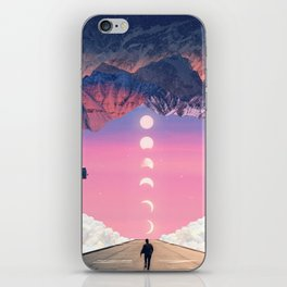 LOST // TRAPPED IN MY MIND iPhone Skin