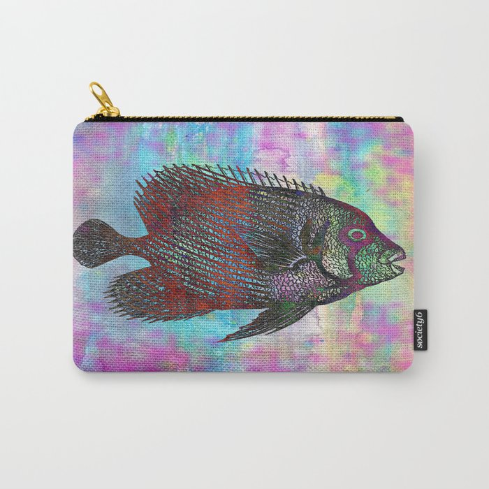 Fish Q Carry-All Pouch