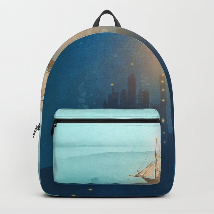 The Underwater City Backpack