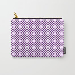 Winterberry Polka Dots Carry-All Pouch