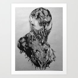 Let there be CARNAGE Art Print
