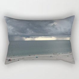 Storm In the Distance Rectangular Pillow