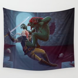 The Witcher Wall Tapestry