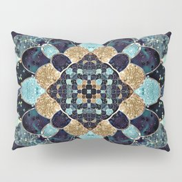 REALLY MERMAID - MYSTIC BLUE Pillow Sham