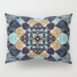 REALLY MERMAID - MYSTIC BLUE Pillow Sham