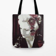 the fair-haired geisha Tote Bag