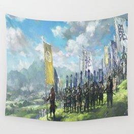 Sengoku Jidai Wall Tapestry