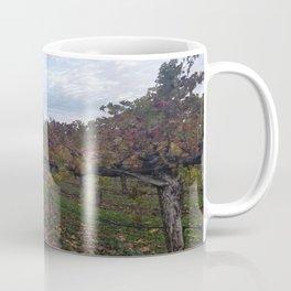 Vineyard in Autumn Coffee Mug