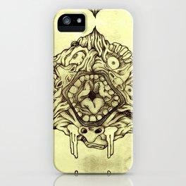 Fury/Stress/Sadness iPhone Case