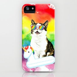 That summer vibe iPhone Case