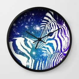 Beauty In Difference Wall Clock
