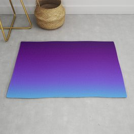 Galaxy Orchid Ombre Rug