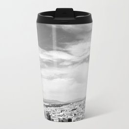 Budapest from the hill Travel Mug