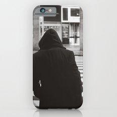 black hood Slim Case iPhone 6s