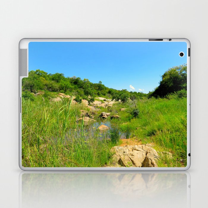 """""""A Walk on the Wild Side (x)"""" by ICA PAVON Laptop & iPad Skin"""