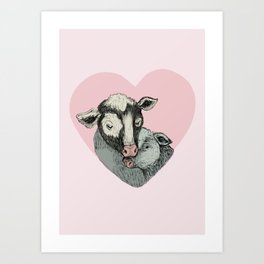 Unconditional Art Print