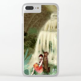 save amazonas Clear iPhone Case