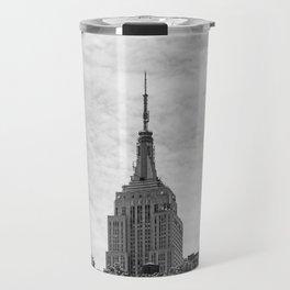 Empire Stat Building II Travel Mug