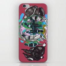 art iPhone & iPod Skin